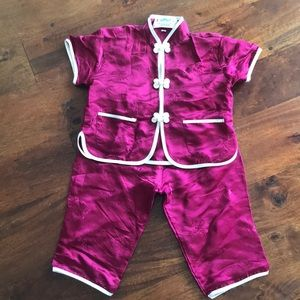 Other - Toddler Kimono Costume Outfit